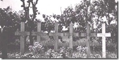Edward Bowman's Crew Graves in Italy