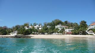 Isla Contadora.