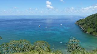 Chatham Bay.
