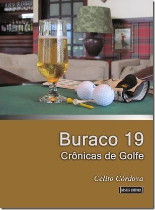 Buraco 19 - Celito Córdova - Capa