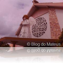 Catedral de Palhoça, Fora