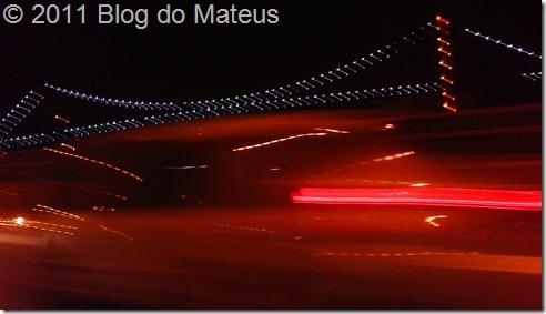 Ponte Ercílio Luz em Florianópolis, Santa Catarina