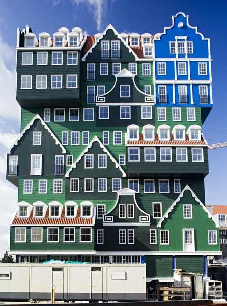 Hotel in Zaandam