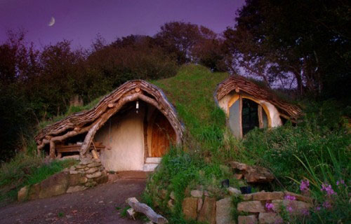 Harmless houses, the Wales, England