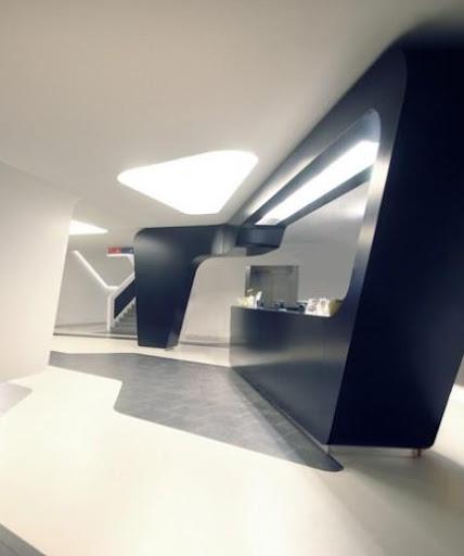 Interior new hotel