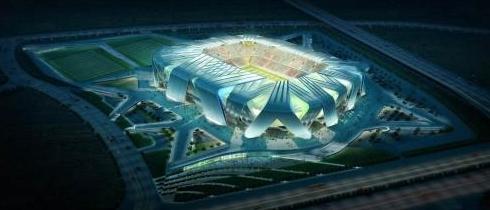 Stadium UNStudio has won