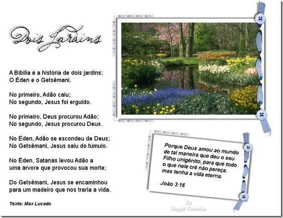 dois jardins