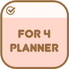 For4Planner(Weekly Plan Check)