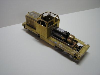 Pojezd pro T444.0