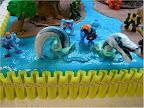 Torta Gormiti - Popolo del Mare