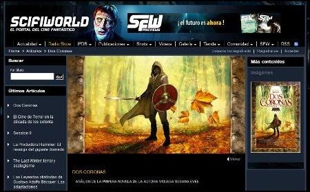 Dos Coronas en Scifiworld