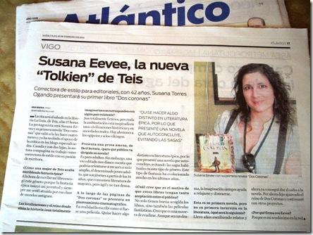 Entrevista Susana Eevee Atlántico