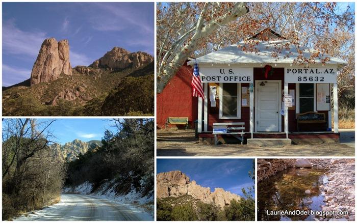 Scenes from Portal, Arizona