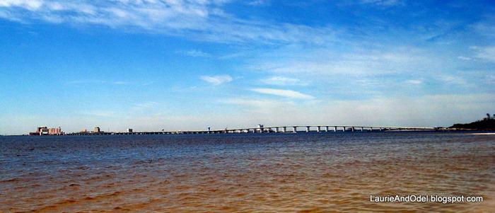 Rebuilt Biloxi Bridge