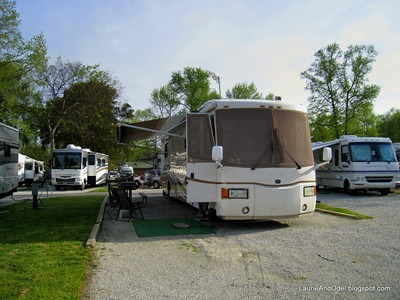 Site 006, Oak Plantation Campground