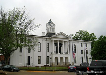The historic Oxford Courthouse