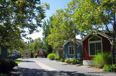 River Pointe Vacation Rentals, time share park models in Napa, California