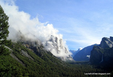 Cloud on El Capitan