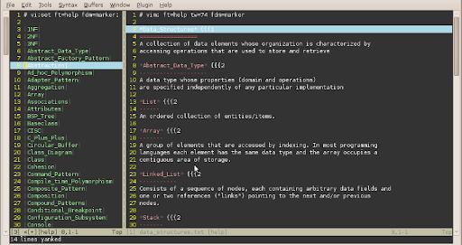 vim 是一个注意考虑平台 跳转到标记在垂直拆分窗口 广瓜网