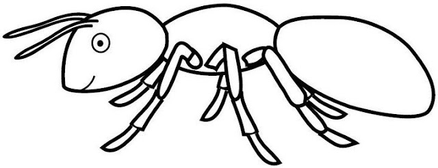 Único Hojas Para Colorear Insectos Inspiración - Páginas Para ...