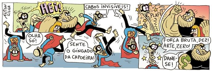 capoeira rgb