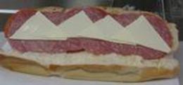 sanduiche antigo