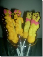 Candy Stick - Pooh - Warna