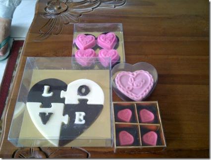 Cokelat Valentine - 2