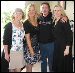 FLOW Angela, Shelley, Rick, Debra
