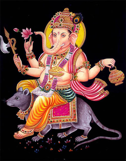 my brother ganesha: May 2010