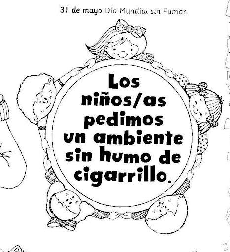 ... el día mundial sin fumar: Todos por un día sin humo y un aire más