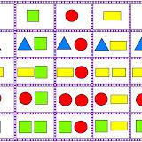 fichas de juegos de logica con figuras.1jpg.jpg