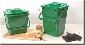 Compost pails