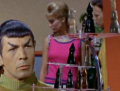 Spock, #8, #5