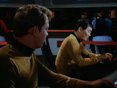Leslie, Bailey, Sulu, Harrison