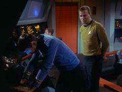 Spock, #43, Kirk