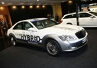 Mercedes-Benz S-Class translates into hybrids