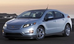 Chevrolet released the first serial electric car Volt
