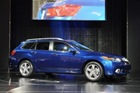 World premiere Acura TSX Sport Wagon was launched in New York