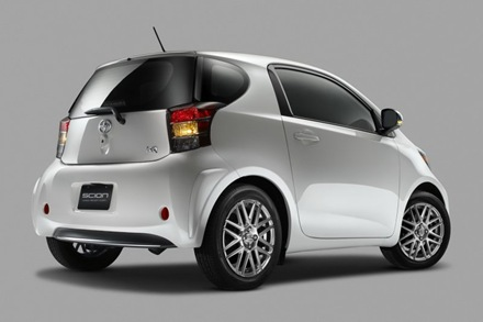 Scion iQ production version of 2011 will be in New York 1