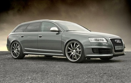Audi RS6 picture 1
