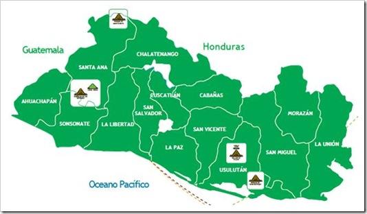 Mapa_Ruta de Las Mil Cumbres