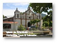 Iglesia de Arambala