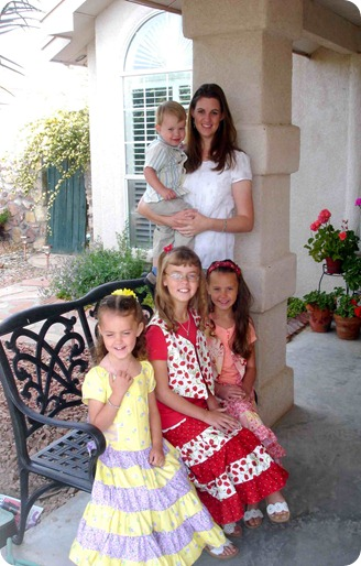 Easter Outfits 2007