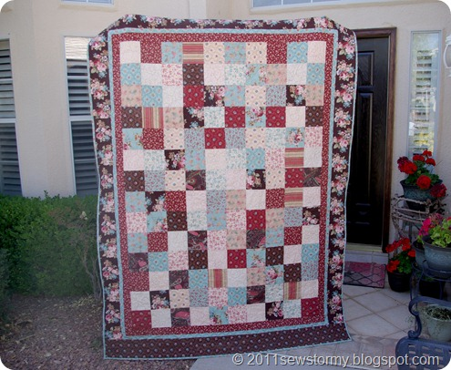 Rendezvous Quilt Full
