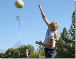 volleyball sara