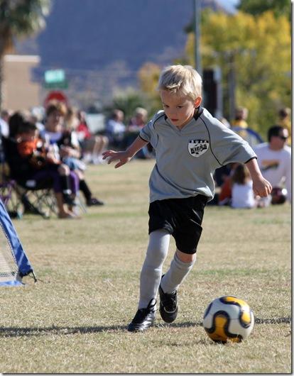 Gabe Soccer
