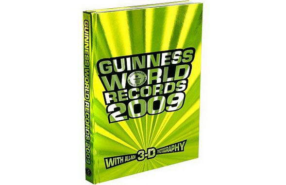 Guinness Book of World Records 2009