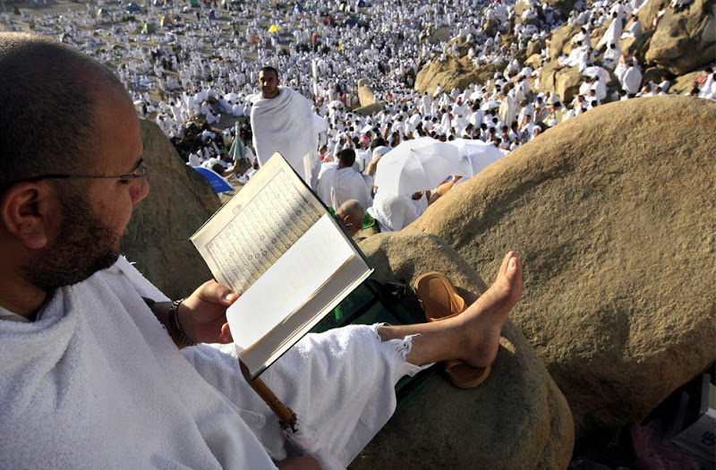 The Hajj and Eid al-Adha