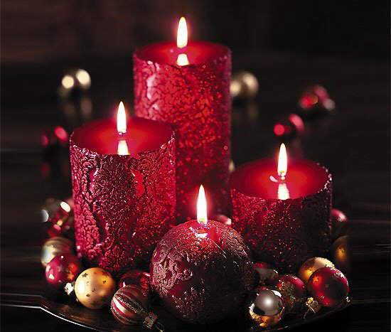 Attractive Candles!!